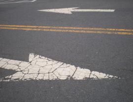 2 way arrows