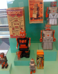 8 robots